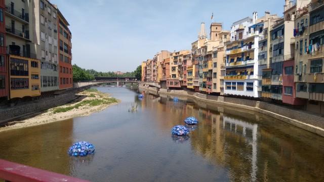 Girona Temps de Flors Onyar