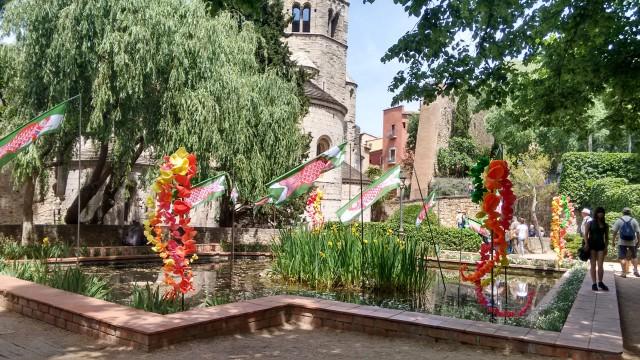 Girona temps de flors Japan