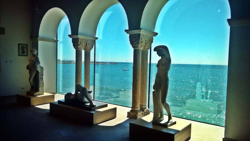 La parte cultural de Sitges