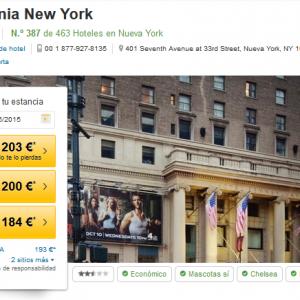 Opiniones y reserva de hoteles con TripAdvisor