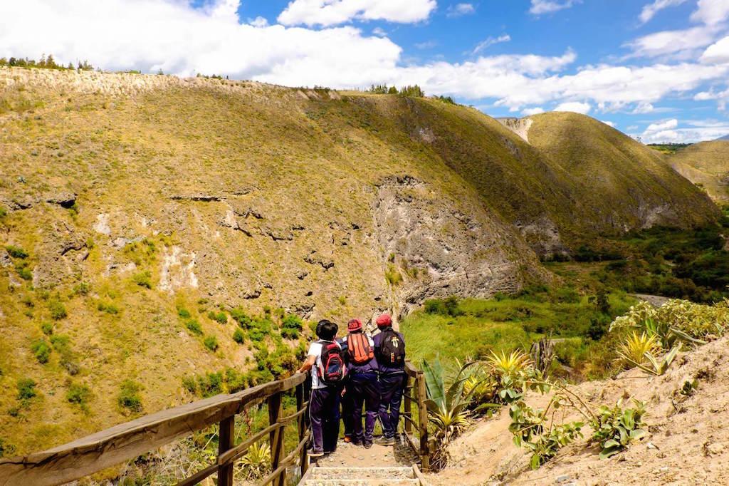 De Otavalo a Salinas en el Tren de la Libertad (pasando por Ibarra)