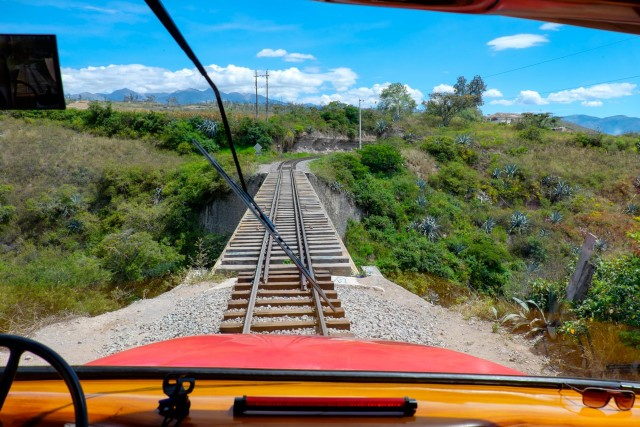 Ecuador Quito - Tren de la LIbertad