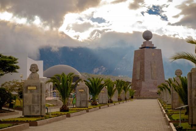 Quito Ecuador - Mitad del Mundo