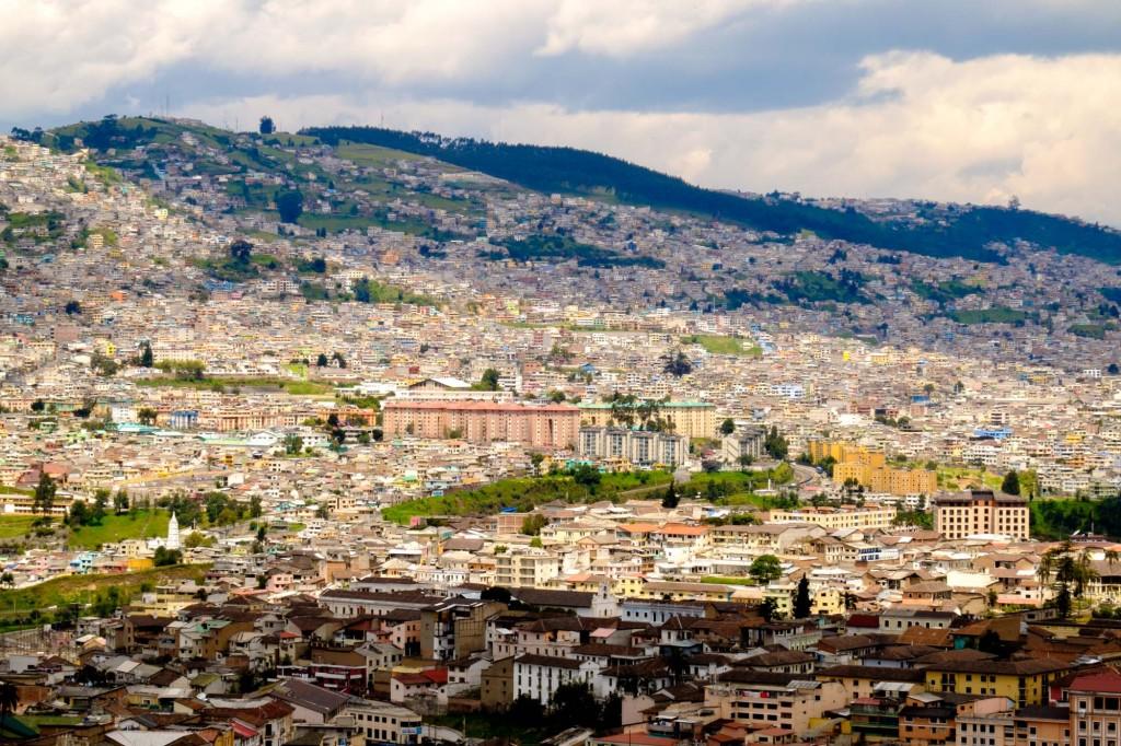 Quito Ecuador - ciudad