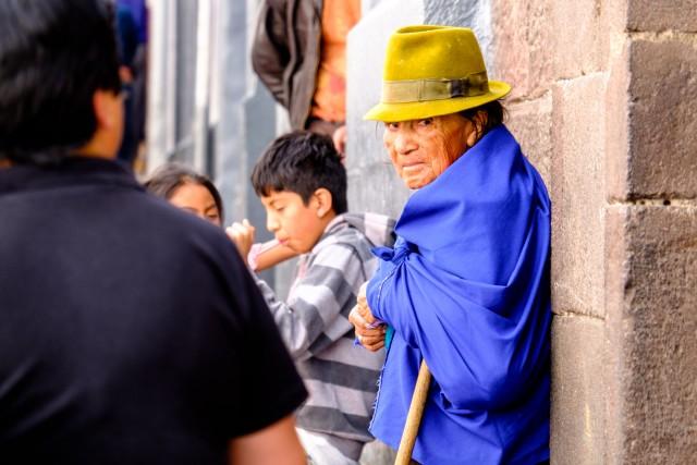 Quito - centro historico