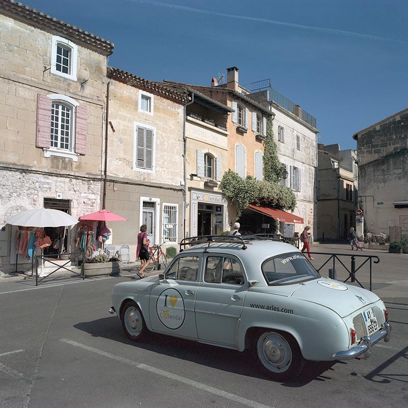 Un paseo por Arles