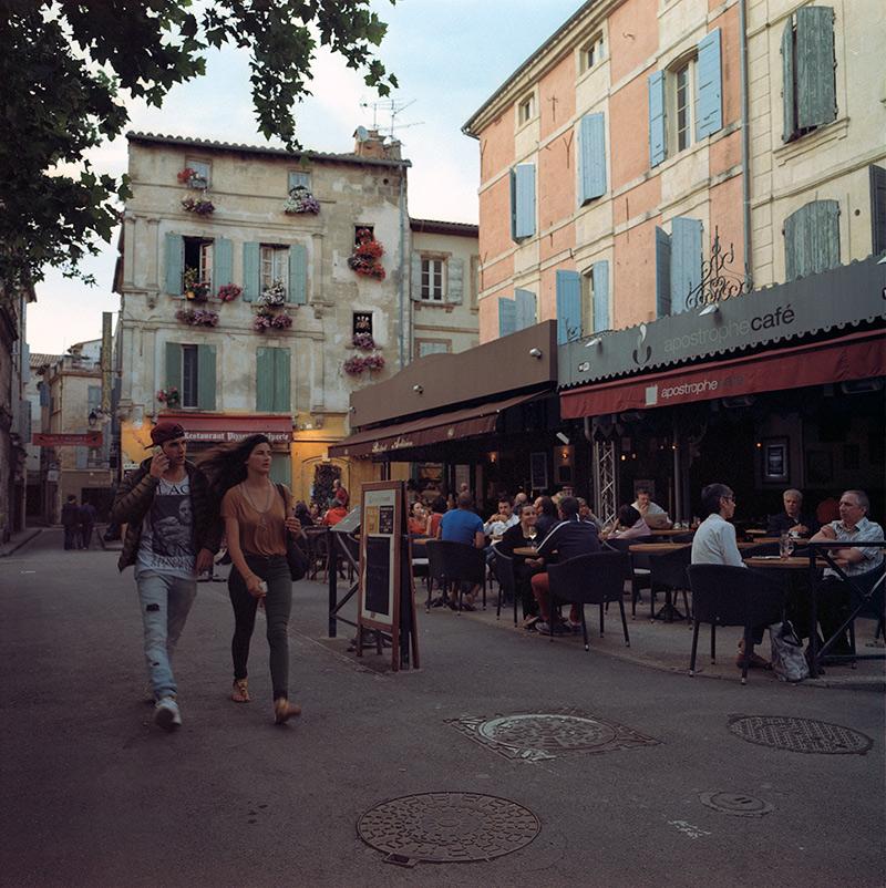 Place du Forum de Arles