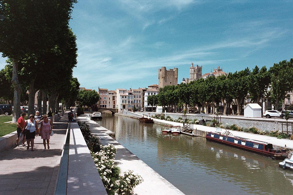 Un día en Narbona