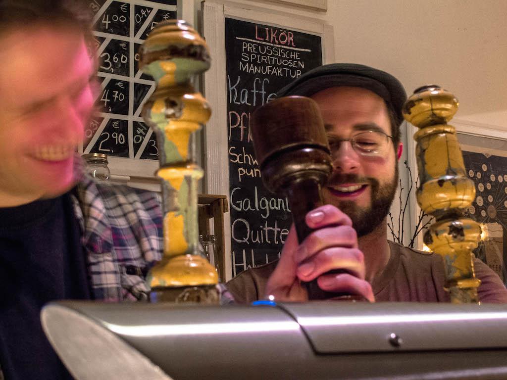 Berlín, cerveza como forma de expresión