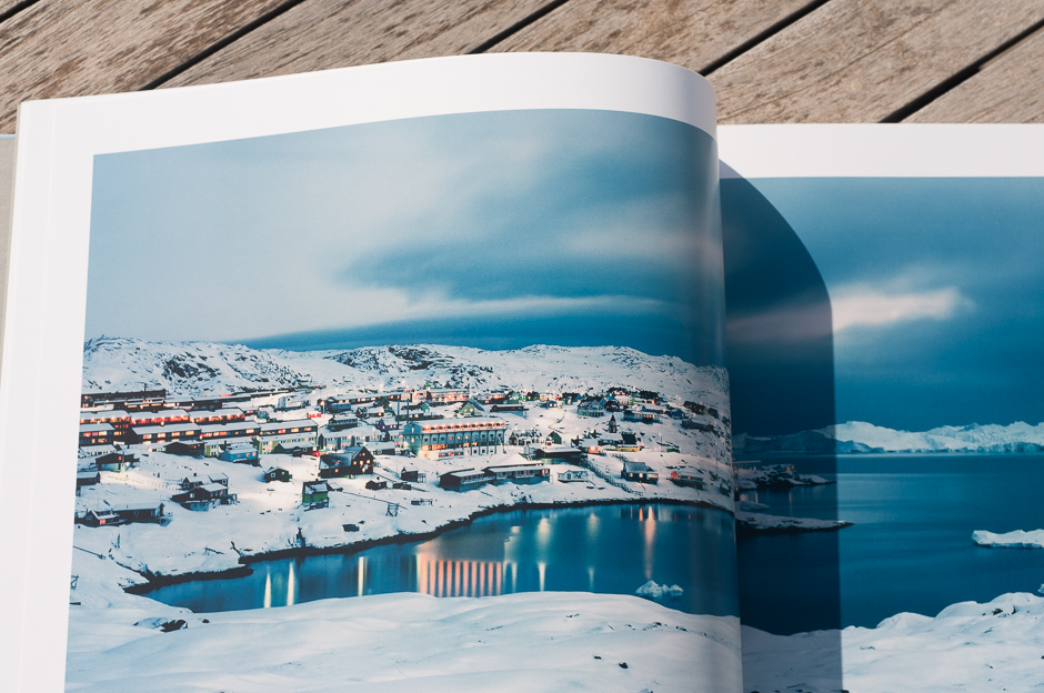 Fotolibro Avannaa: paisajes de Groenlandia