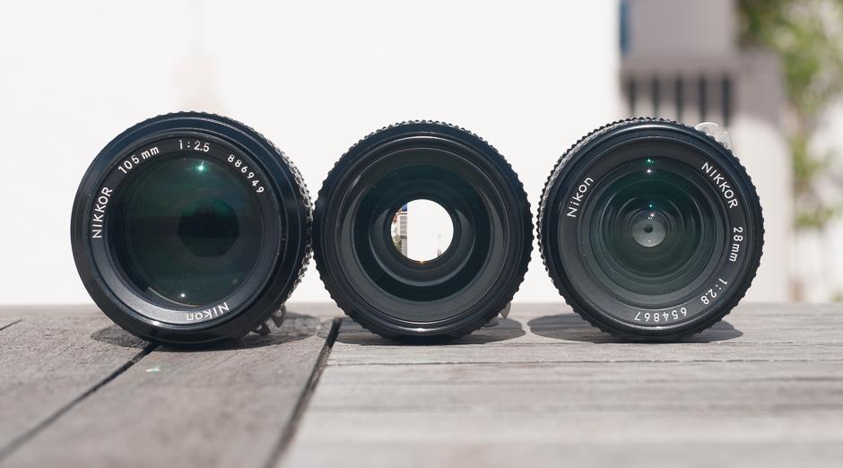Objetivos de distancia focal fija en la fotografía de viajes