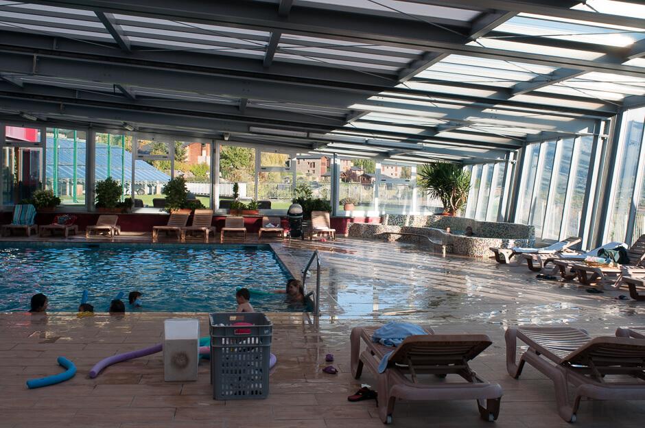 Cerdanya resort escapada con ni os a la cerdanya 3viajes for Pediluvio piscina