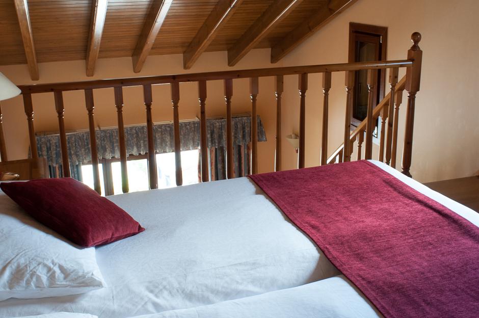 Suite del Hotel Muntanya