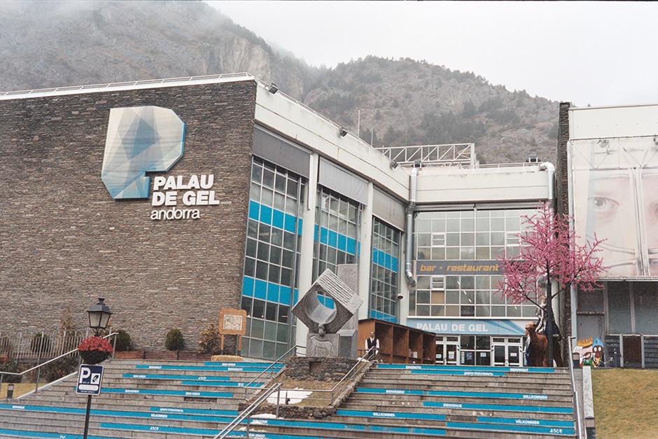 Palau de Gel de Andorra