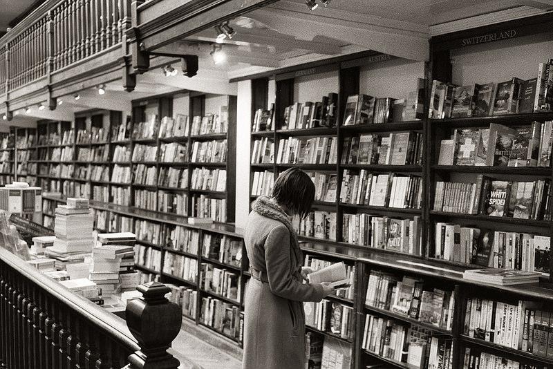Mi Londres es cultura y es Daunt Books