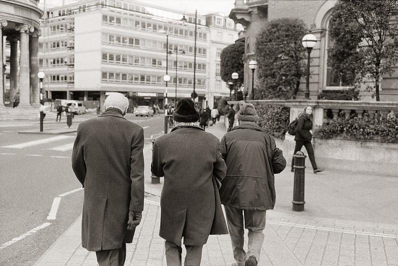 Mi Londres, paseando por sus calles