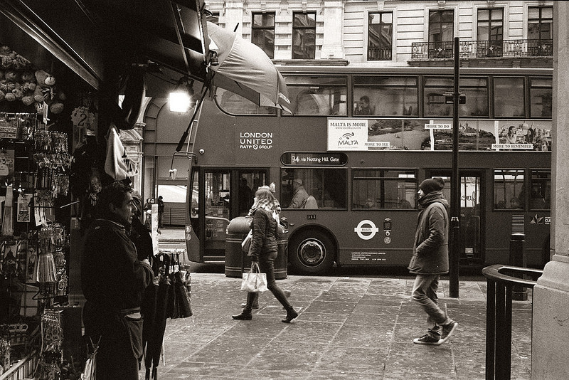 Mi Londres es vivir sus calles ajetreadas