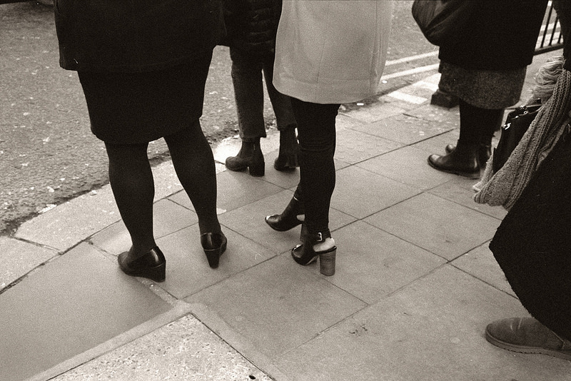 Mi Londres de la vida en la calle