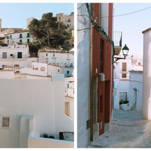 Un paseo por Ibiza