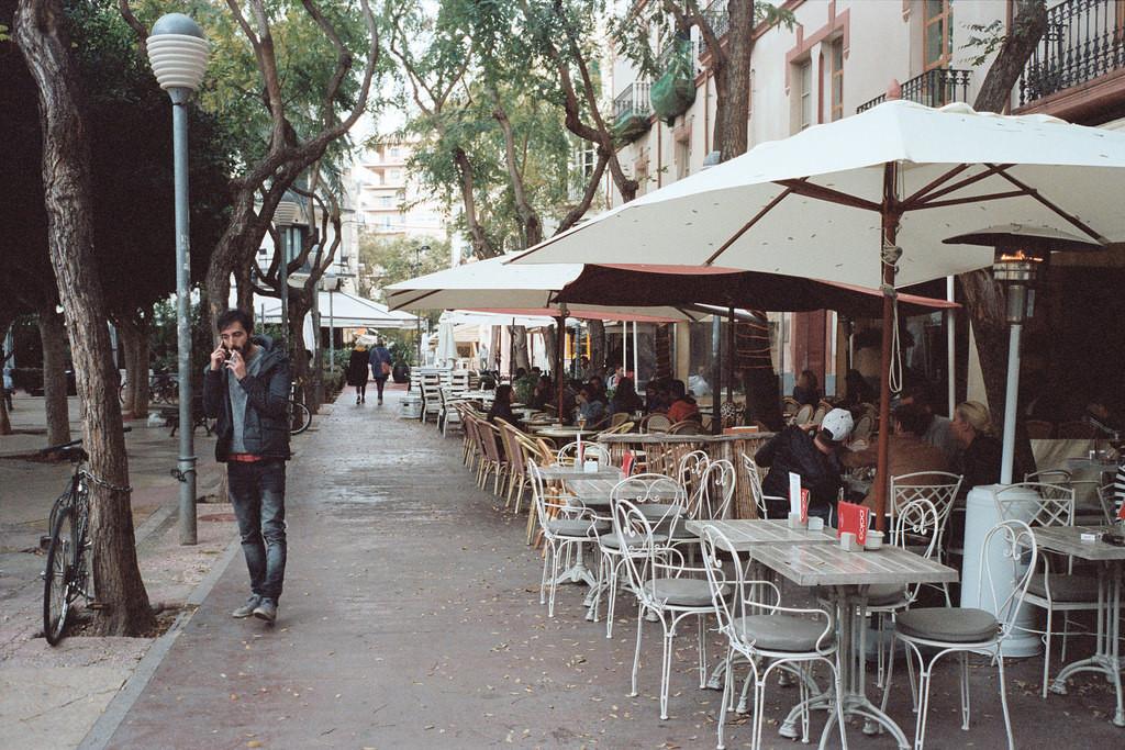 Plaça del Parc, Ibiza