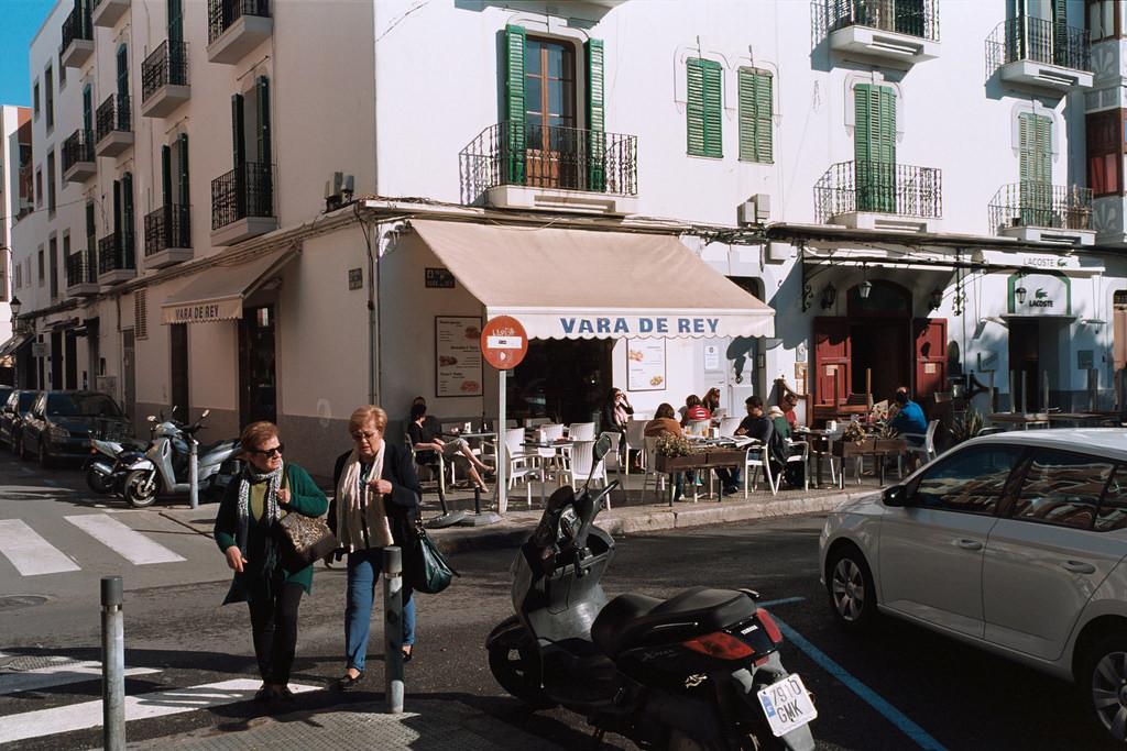 Vara de Rey, Ibiza