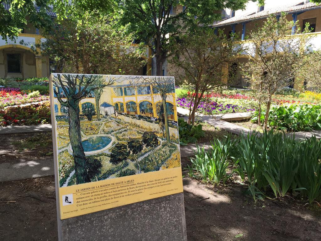 La Arles de Vincent Van Gogh