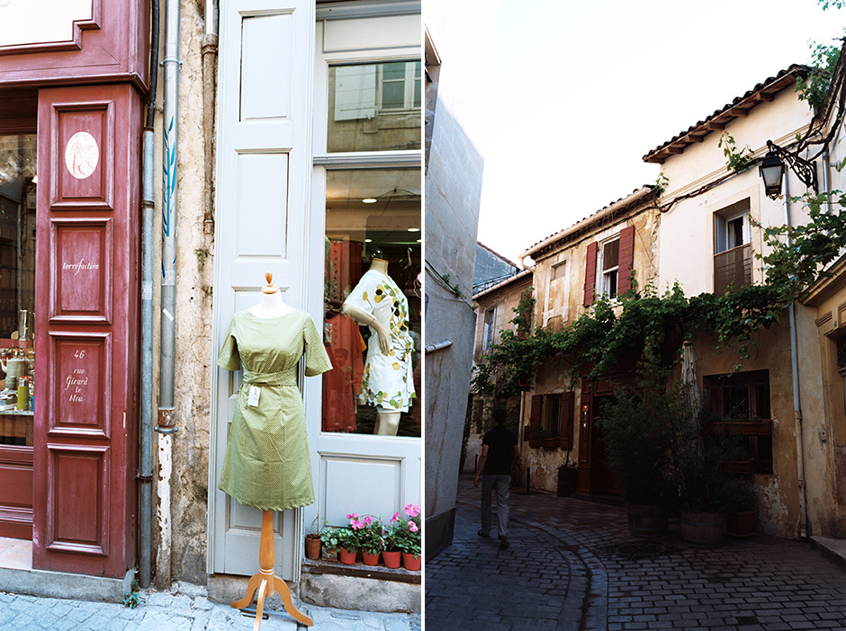 Calles de Arles