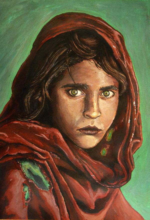 El pecado de Steve McCurry