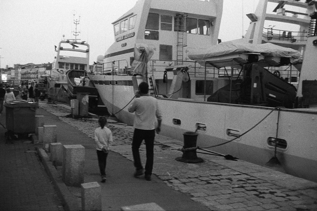 Sète, paseo marítimo