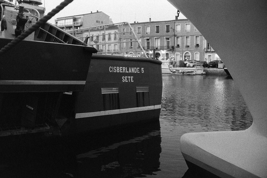Sète, la promesa del mar