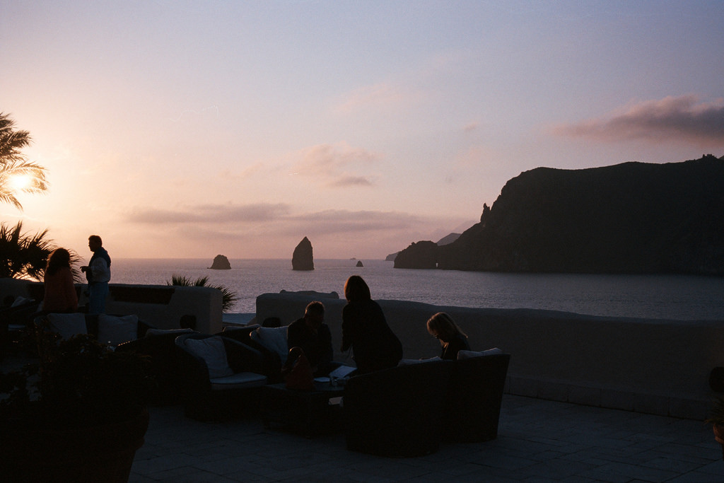 Therasia resort, una ventana al paraíso de las islas Eolias