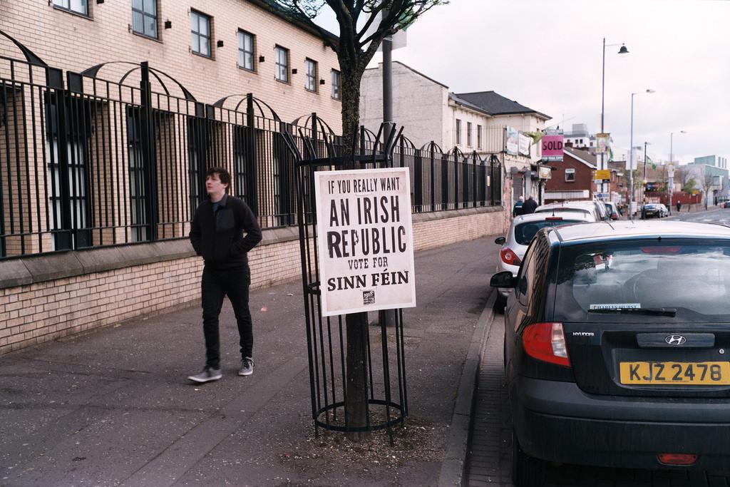 El conflicto del Norte de Irlanda