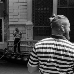 Primeras impresiones de Venecia