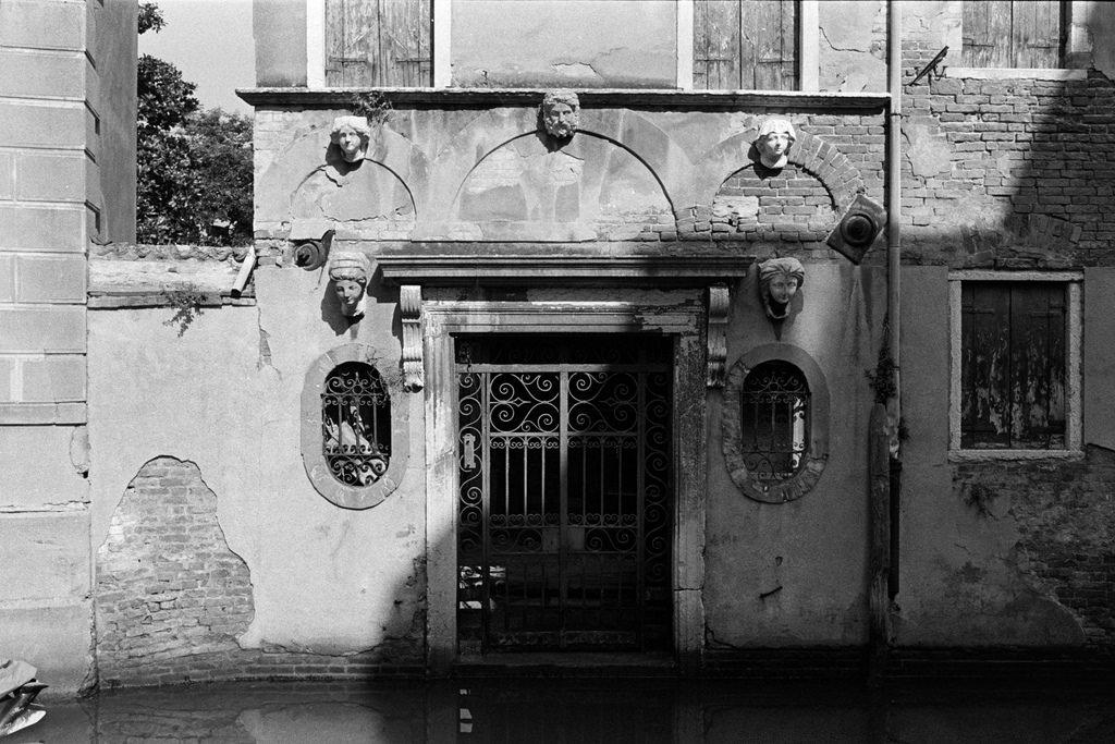 Fachadas de Venecia