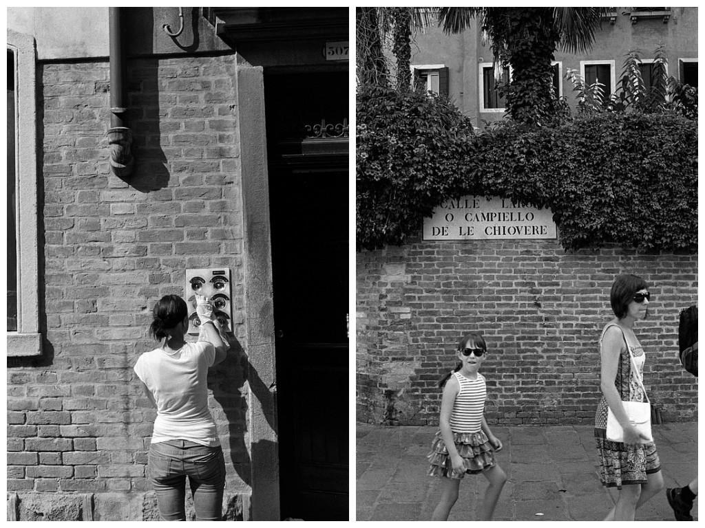 Cotidianidad en Venecia