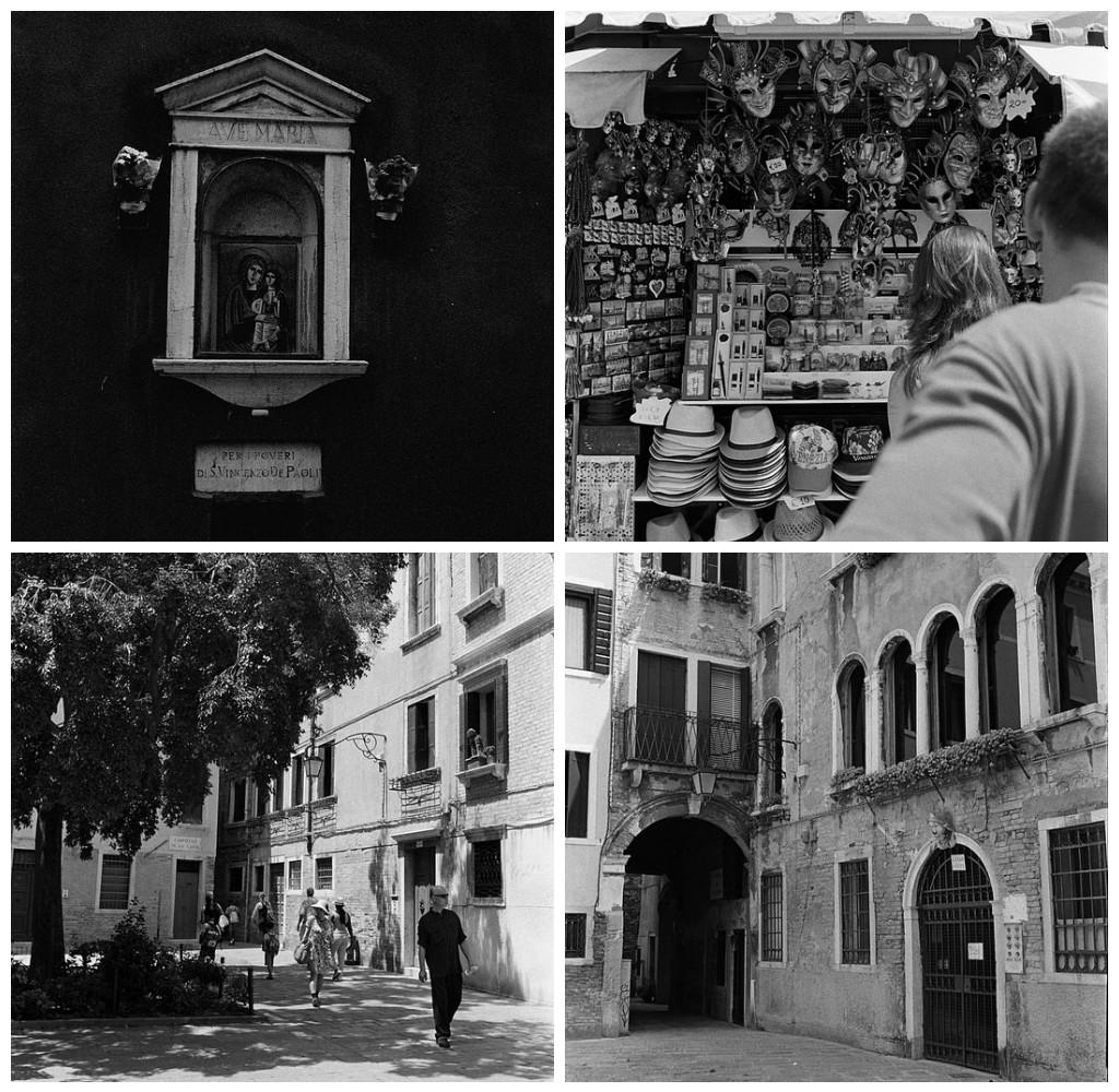 Venecia variada