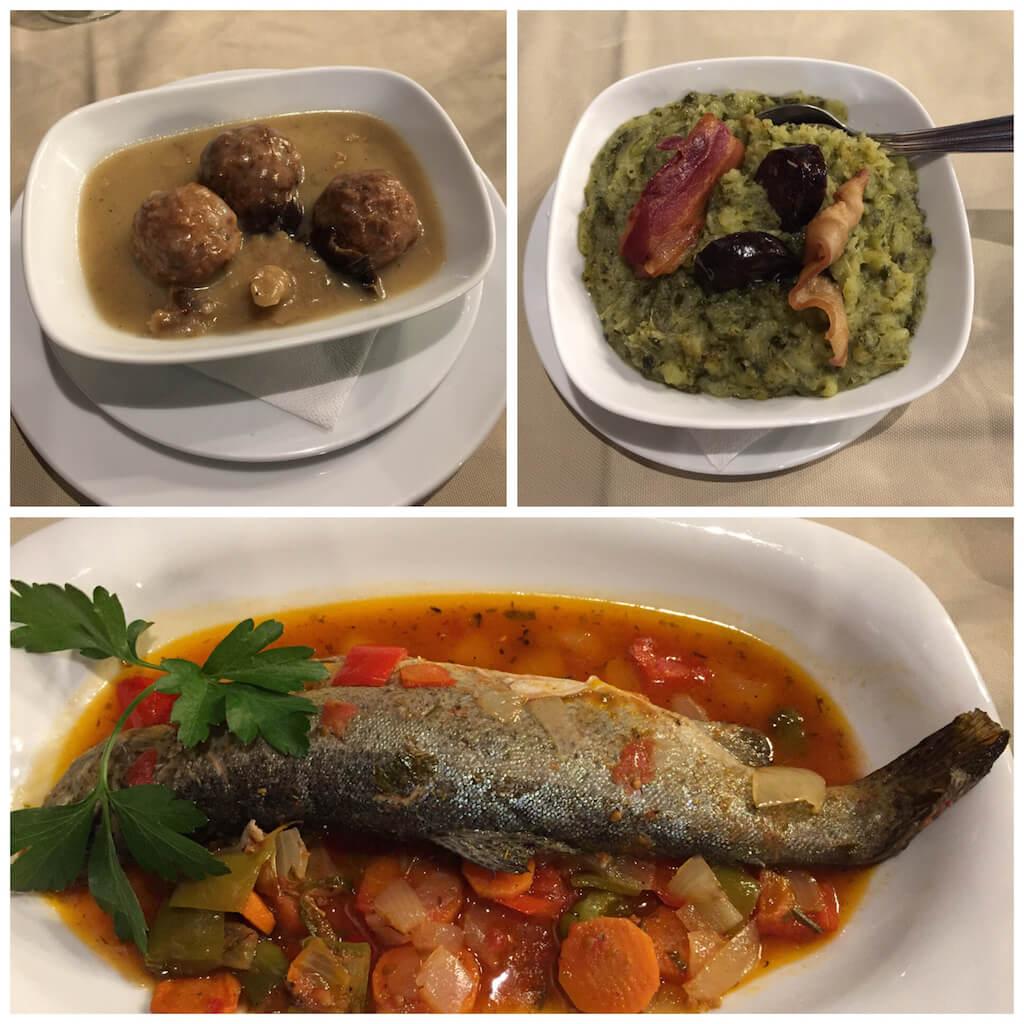 Gastronomía andorrana en la Borda Raubert