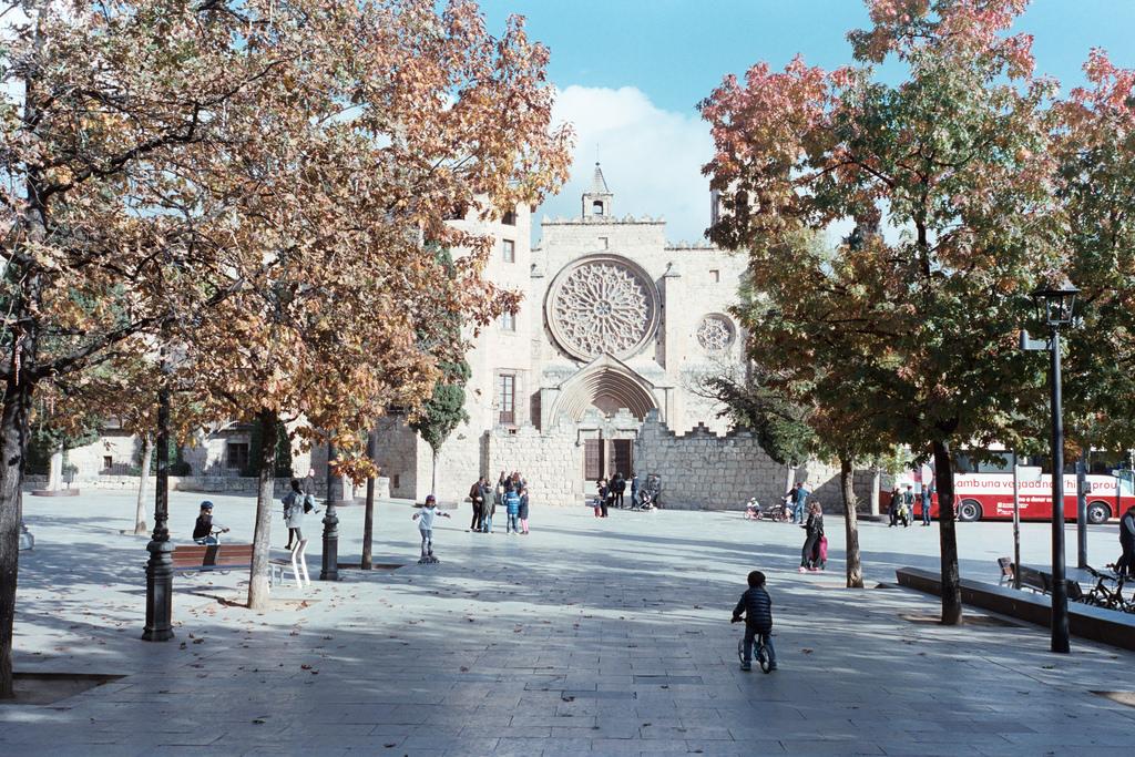 Visita a Sant Cugat del Vallès