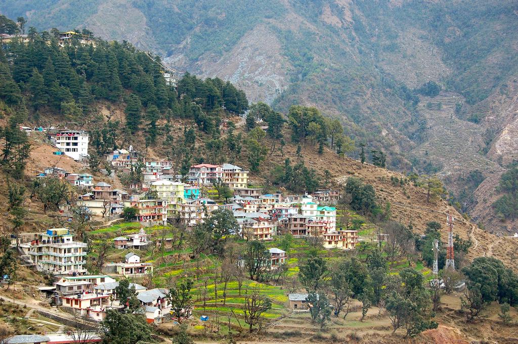 Dharamsala, acercándonos al techo del mundo