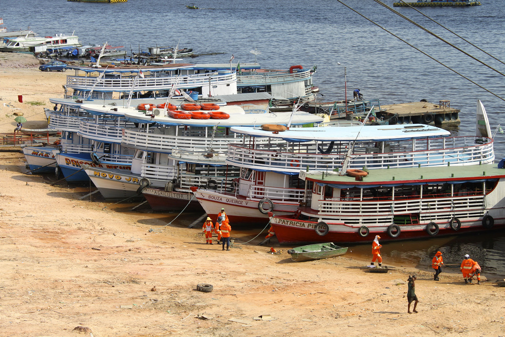 Navegar el Amazonas, foto por Jonathan Crow
