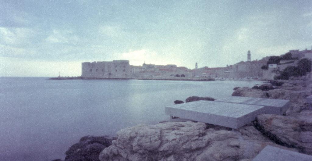 Dubrovnik a través de una cámara pinhole