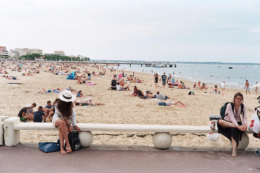 Playa de Arcachon