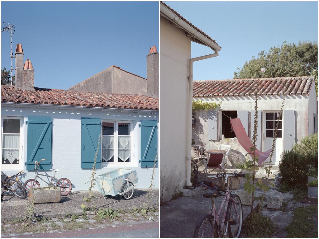 Colores de la isla de Aix