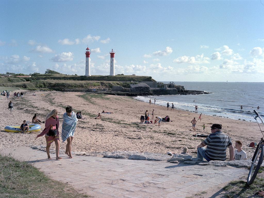 Faros de la isla de Ré