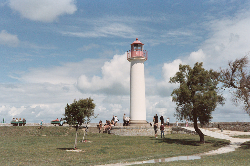 Faro de la isla de Ré