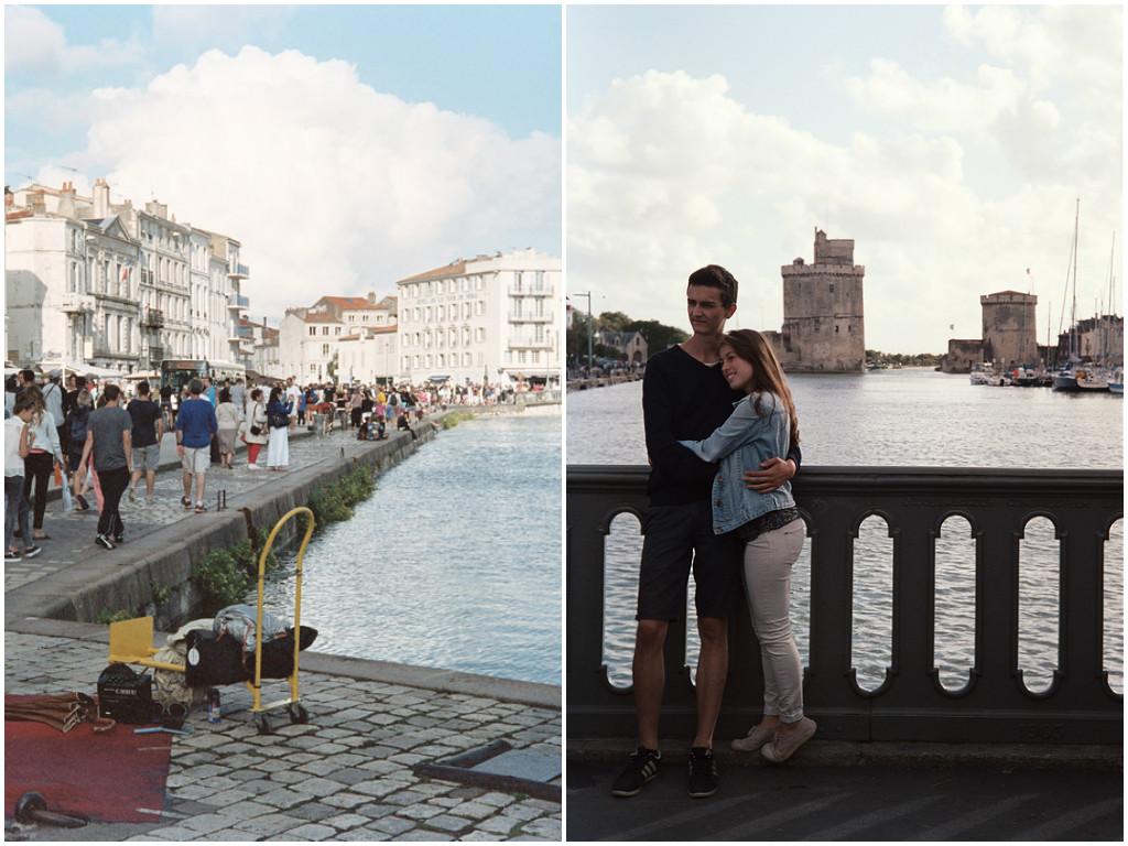 Paseo marítimo de La Rochelle