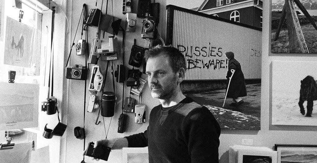 Ari Sigvaldason, el fotógrafo de Reikiavik