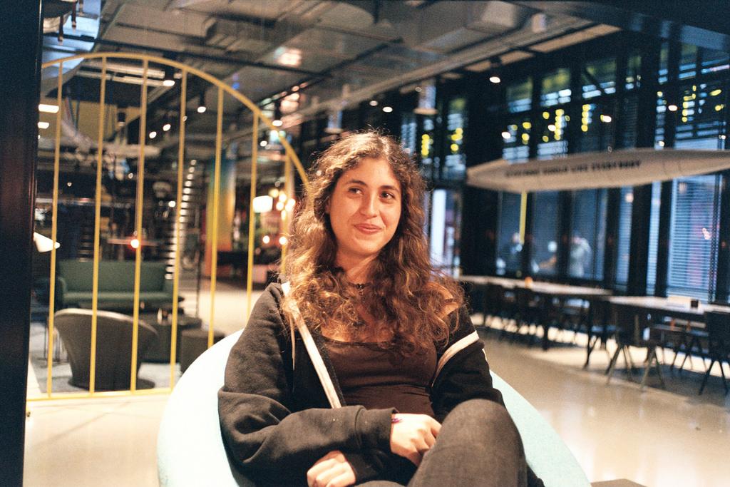 Entrevista a Cristina Bonillo, una estudiante en Amsterdam