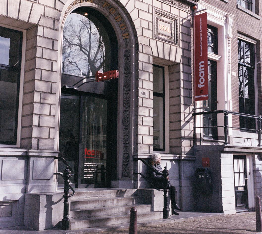 FOAM, Museo de la Fotografía de Amsterdam