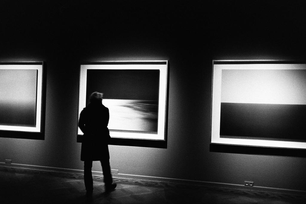 Seascapes, Hiroshi Sugimoto
